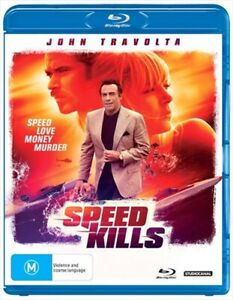 Speed Kills : NEW Blu-Ray