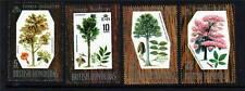 British Honduras 1969 Hardwood Trees SG 272/5 MNH