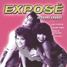 Expose : Seasons Change CD