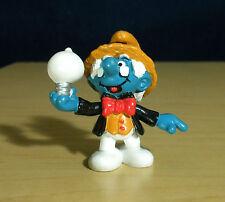 Thomas Edison Smurf History Figurine Vintage Historical Figure Schlumpf 20504