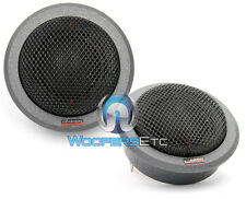 "DYNAUDIO ESOTEC MD-102 CAR AUDIO 1.1"" SOFT DOME 100 WATTS RMS TWEETERS MD102 NEW"