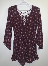 American Eagle Romper XS Floral Print, New W/ Tags
