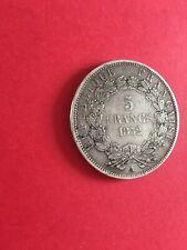 5 Francs Argent 1952
