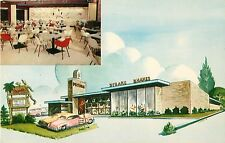 A View of Pryor's Drive-In Restaurant, Shelby Rd & Hubbards Lane, Louisville KY
