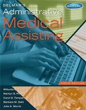 Thomson Delmar Learning's Administrative Medical Assisting Book Only by Lindh