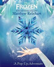 Frozen: A Pop-Up Adventure Reinhart, Matthew LikeNew