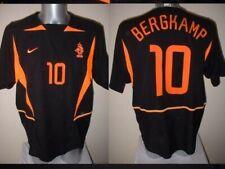 Holland Bergkamp BNWT Netherlands Nike Adult XL Shirt Jersey Football Soccer New