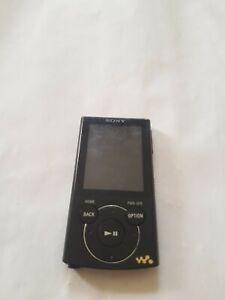 Sony Walkman NWZ-E444 Black ( 8 GB ) Digital Media Player