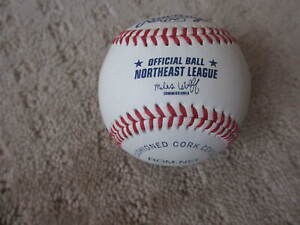 Northeast League Official Game Baseball *