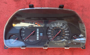 1997-2001 HONDA PRELUDE AT AUTOMATIC SPEEDOMETER INSTRUMENT CLUSTER 110K 98 99