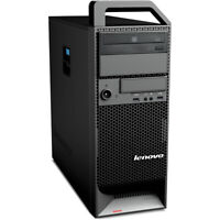 Lenovo S30 Workstation, Xeon E5-1620, 64GB Ram, 500GB SSD 1TB SATA Quadro K4000