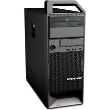 Estación de trabajo S30 de Lenovo, Xeon E5-1620, 64GB Ram, 500GB SSD 1TB SATA Quadro K4000