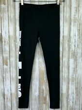 Kendall + Kylie For OVS Black UNLIMITED Legging Pants XS Europe Exclusive NEW