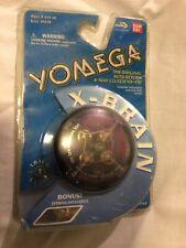 RARE NEW * Yomega X-Brain * The Original Auto Return 4-Way Purple Clutch Yo-Yo