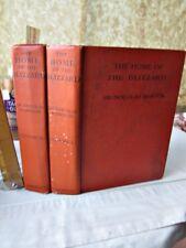 2 Vols.The HOME Of The BLIZZARD,c.1915, Sir Douglas MAWSON,Illust.,MAPS,1st ED.