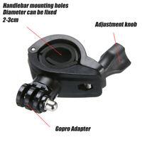 Fahrrad Motorrad Lenker Halterung Halter für Gopro Hero SJCAM SJ4000 Kamera DE