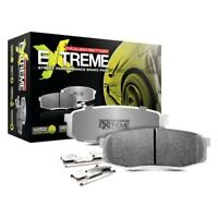 For Ford Mustang 11-14 Brake Pads Power Stop Z26 Extreme Street Performance