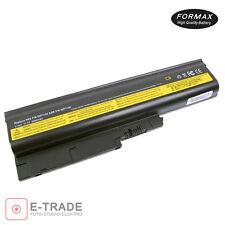 Laptop battery for IBM Lenovo ThinkPad T61 T60 R60 R61 T60p Z61e