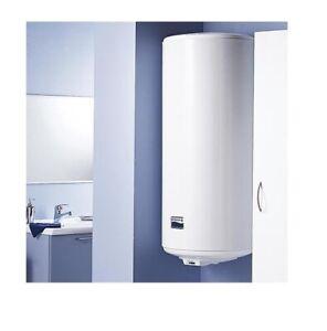 Chauffe eau électrique Blindé Vertical Mural CEB De Dietrich 50 L