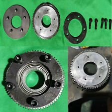 For 1/18 Huina 580 Excavator RC Car Metal Rotary Slewing Gear Support Plate Part