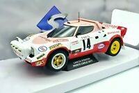Models Car Scale 1:18 Spear Stratos Rally vehicles modellcar Rallye New