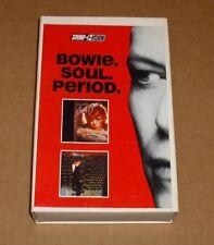 (CD) DAVID BOWIE - High Tech Soul Sampler [Box Set] / CD + VHS / PROMO