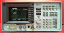 HP - Agilent - Keysight 8591A Spectrum Analyzer, 9 kHz to 1.8 GHz