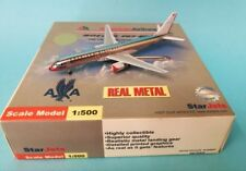 "StarJets SJAAL167 American Airlines Boeing 757-223 N679AN ""Retro Jet"" 1:500"