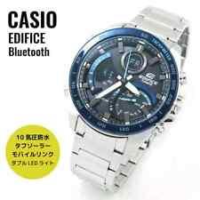 CASIO ECB-900DB-1B EDIFICE Chronograph Digital Analog Solar Watch Bluetooth NWT