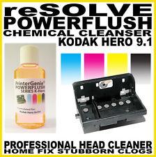 STAMPANTE HEAD Kit di pulizia: Kodak Eroe 9.1 compatibile-Professional UGELLO pulito