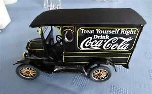 Danbury Mint  1925 Ford Model T Coca Cola Delivery Truck