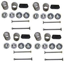 Four  Brake Hold Down Kits for Lincoln 1958 1959- buy for a future brake job!!
