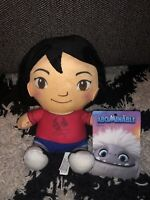 ABOMINABLE JIN PLUSH TOY FACTORY SNOWMAN CARTOON MOVIE DREAMWORKS DOLL GIRL