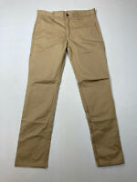 LEVI'S CHINO TROUSERS - W34 L34 - Beige - Great Condition - Men's