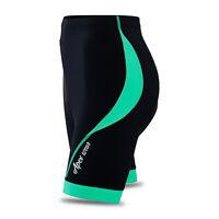 Women Cycling Tights Shorts Padded Ladies  Cool Max Anti Bac Pad