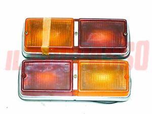 Lights Rear Right Left Fiat 128 Sedan 1 Series Original Altissimo