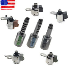 8 pc OEM Solenoid Set for RE5F22A Transmission Volvo XC70 XC90 S40 CROSS COUNTRY
