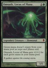 MTG OMNATH, LOCUS OF MANA FOIL EXC - OMNATH, IL MANALOCUS - WWK - MAGIC