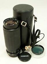 Cosina 100-300 mm f5.6-6.7 MC Macro Zoom Lens-Pentax PK-exc état