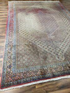 Senneh | 248 x 354 | Handgeknüpft | Orientteppich | Carpet | Rug
