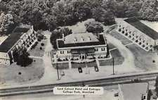 College Park Maryland Lord Calvert Hotel and Cottages Antique Postcard J61502