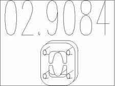 BUTéE éLASTIQUE (SILENCIEUX) POUR MERCEDES SLK 200 KOMPRESSOR,230 KOMPRESSOR