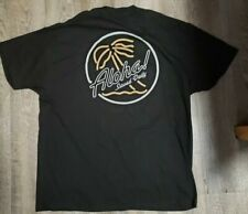Fitted Hawaii Black T-Shirt 2XL XXL New not FMHI Aloha Served Daily 808