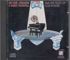 George Shearing & Barry Tuckwell : Play Cole Porter CD FASTPOST