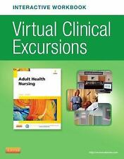 Virtual Clinical Excursions Online and Print Workbook for Adult Health...