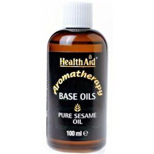 Healthaid Sesame Oil 100ml - Reduced