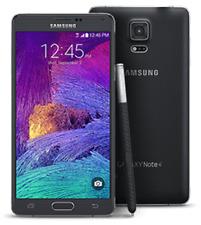 """5.7"""" Samsung Galaxy Note4 32GB N910A 3GB RAM GPS NFC 4G LTE Débloqué Téléphone"""