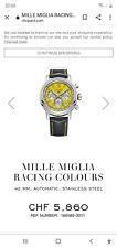Chopard Mille Miglia Racing couleurs 42 mm, Automatique, En Acier Inoxydable