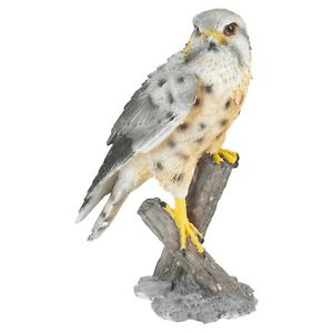 Decorative Pest Deterrent Garden Lawn Pond Bird Cat Scare Decoy Hawk Ornament