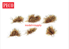 PECO Scene PSG-65 6mm Grass Tufts - Patchy - Self Adhesive 100 pk  MODELRRSUPPLY